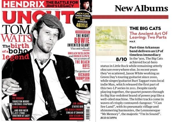 Uncut March 2013 Review